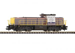 Models of trains - locomotives