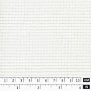Cross-stitch and embroidery fabric 14 ct - antique white