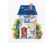 Cross-stitch kit RTO MBE9011 My sweet home