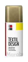 Nerchau textile paint - gold for dark fabrics