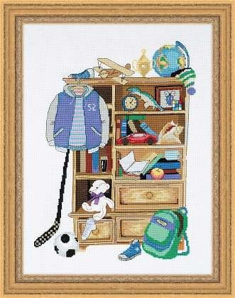 Riolis 1372 cross-stitch kit
