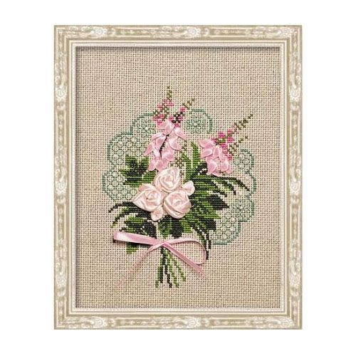 Cross-stitch kit Riolis 1073 The Bunch of Tendernes