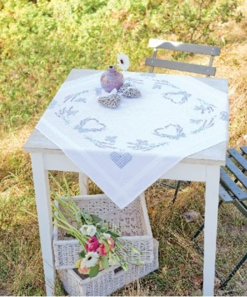 Vervaco PN0146655 Square table-cloth
