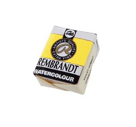 Aquarelle paint Rembrandt cadmium yellow medium 271