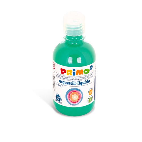 Gouache paint Primo red 125 ml.