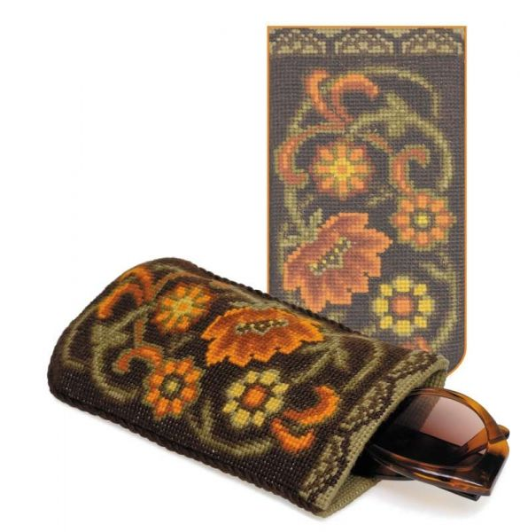 Cross-stitch Riolis kit Spectacle - case