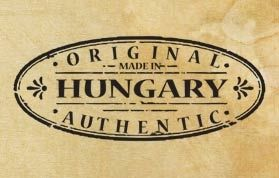 "Печат ""Made in Hungary - original"" EN"