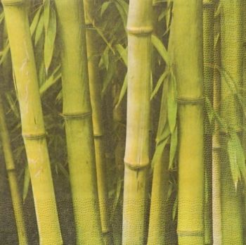 "Napkin for decoupage ""Bamboo"""