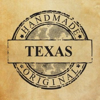 "Печат ""Handmade in Texas - original"" EN"