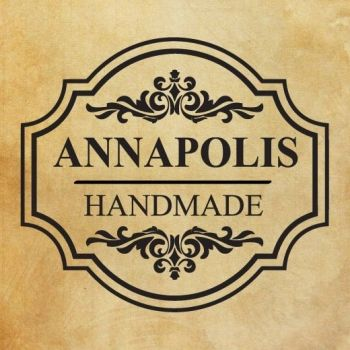 "Rubber stamp ""Handmade - Annapolis"" EN"