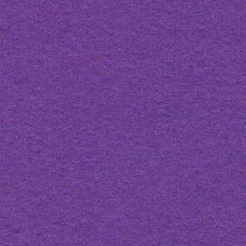 Felt fabric - dark purple
