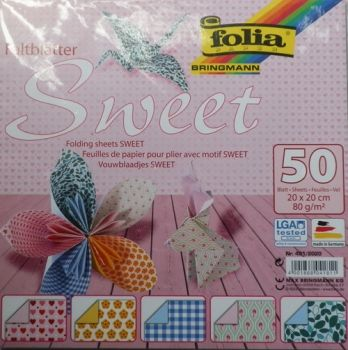 Origami paper Sweet - 20/20