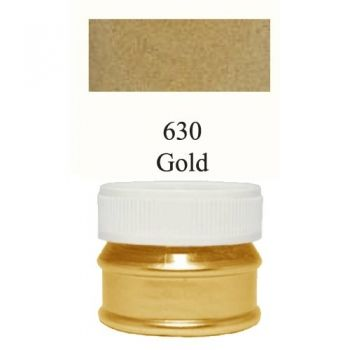 Pigment metallic gold