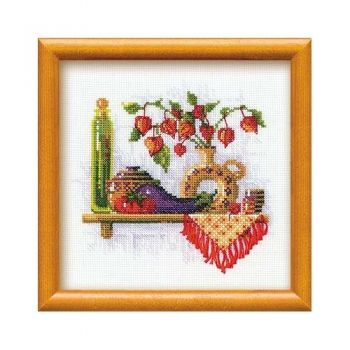Cross-stitch kit Riolis 993 The Groundcherry