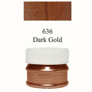 Pigment metallic dark gold