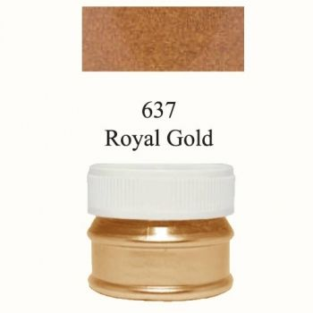 Pigment metallic royal gold