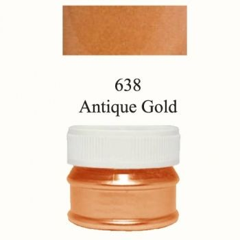 Pigment metallic ancient gold