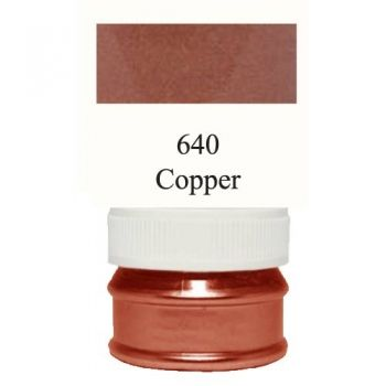 Pigment metallic copper