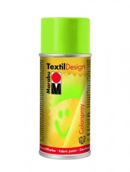 Nerchau textile paint - grass green