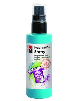 Textile spray Marabu FASHION -  caribbean blue