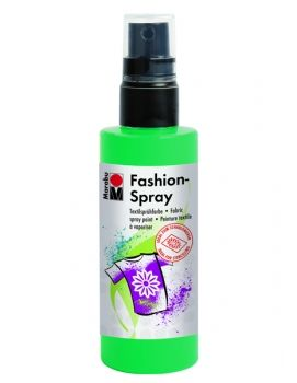 Textile spray Marabu FASHION -  spearmint green