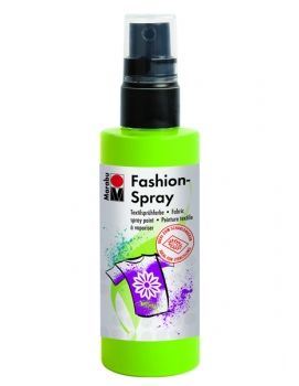Textile spray Marabu FASHION -  reseda green