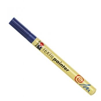 Textile pen Painter 1-2 mm Dark Blue