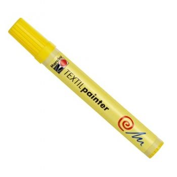 Textile pen Painter 2-4 mm Yellow