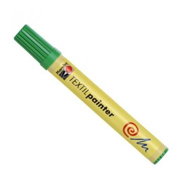 Textile pen Painter 2-4 mm Light green