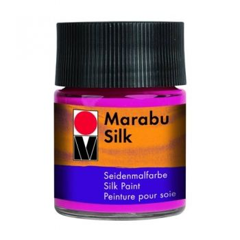 Silk paint Marabu Raspberry