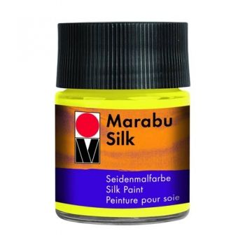 Silk paint Marabu Lemon Yellow
