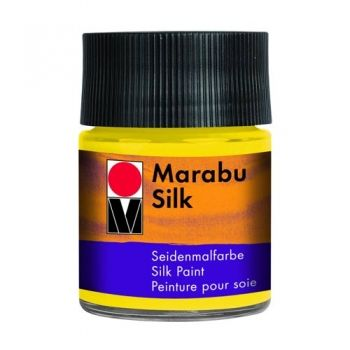 Silk paint Marabu Middle Yellow