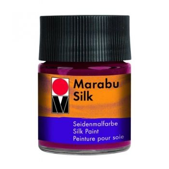 Silk paint Marabu Bordeaux