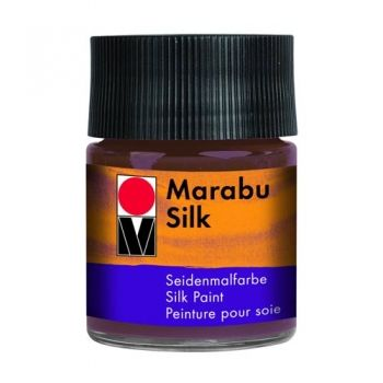 Silk paint Marabu Dark Brown