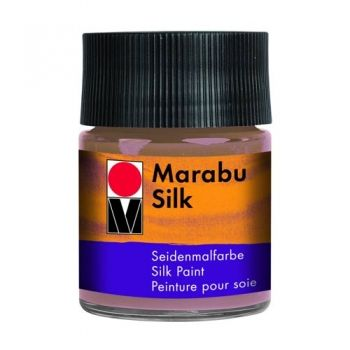 Silk paint Marabu Brown