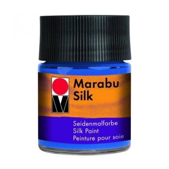 Silk paint Marabu Blue