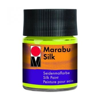 Silk paint Marabu Light Milk Green