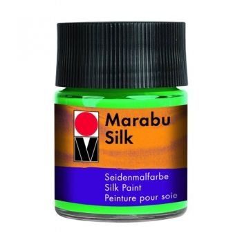 Silk paint Marabu Light Green