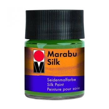 Silk paint Marabu Olive Green