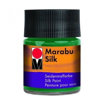 Silk paint Marabu Forest Green