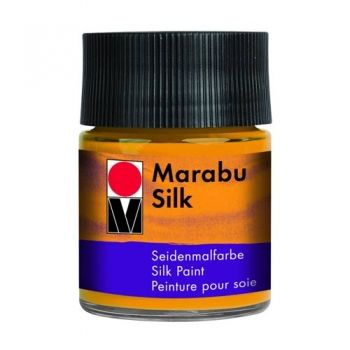 Silk paint Marabu Light Orange