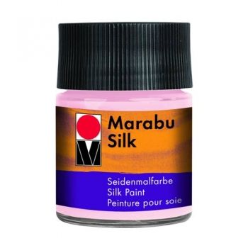 Silk paint Marabu Pale Pink