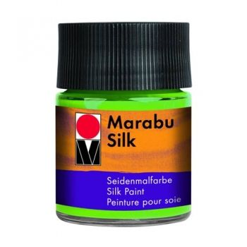 Silk paint Marabu Fogliage green