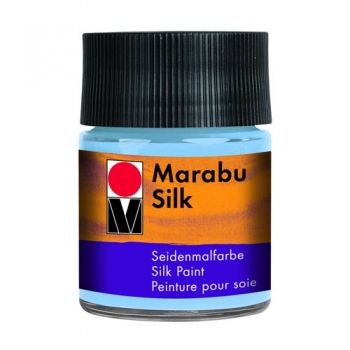Silk paint Marabu Pastel Blue