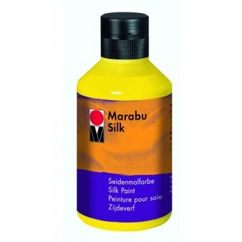 Silk paint Marabu Yellow