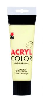 Acrylic paint Acryl Color of Marabu -  ivory, 225ml