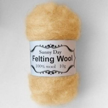 Wool pale umber