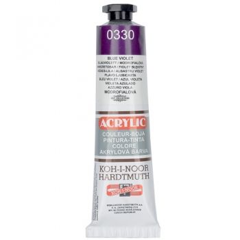 Acrylic paint Koh-I-Noor Blue Violet