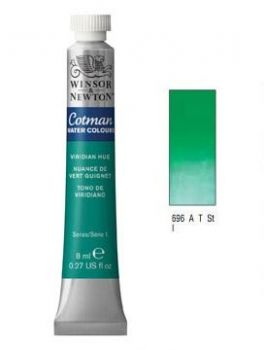 Watercolour paints Cotman viridian