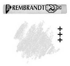 Dry pastel Rembrandt Royal Talens 101.5 white extra soft